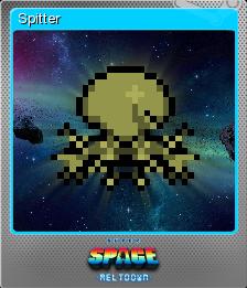 Super Space Meltdown Foil 7