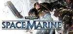 Warhammer 40,000 Space Marine Logo