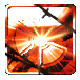 Post Apocalyptic Mayhem Badge Foil