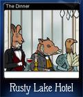 Rusty Lake Hotel Card 7