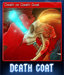 Death Goat Card 3