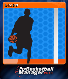 Pro Basketball Manager 2016 Card 2