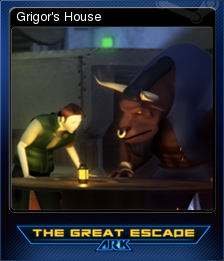 AR-K The Great Escape Card 5