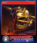 Smashmuck Champions Card 2 Blitz