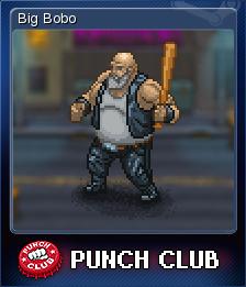Punch Club Card 5