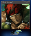 THE KING OF FIGHTERS XIII Card 11