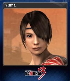 Way of the Samurai 3 Card 4