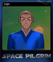 Space Pilgrim Episode IV Sol Card 1