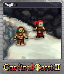 Cardinal Quest 2 Foil 4