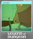 Legend of Dungeon Foil 1