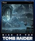 Rise of the Tomb Raider Card 6