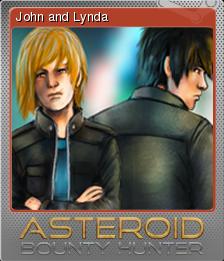 Asteroid Bounty Hunter Foil 3