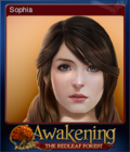 Awakening The Redleaf Forest Collector's Edition Card 1