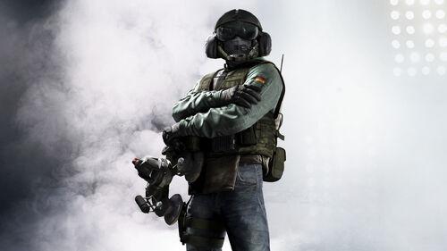 Tom Clancy's Rainbow Six Siege Artwork 08