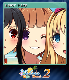 Sakura Beach 2 Card 5