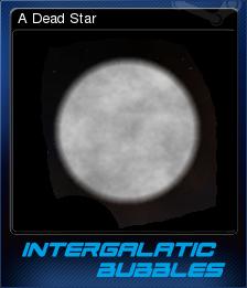 Intergalactic Bubbles Card 5