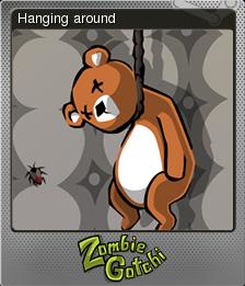 Zombie Gotchi Foil 2