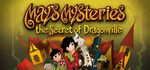 Mays Mysteries The Secret of Dragonville Logo