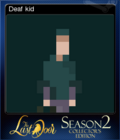 The Last Door Season 2 - Collector's Edition Card 5