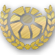Strike Suit Infinity Badge Foil