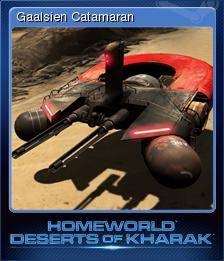Homeworld Deserts of Kharak Card 08