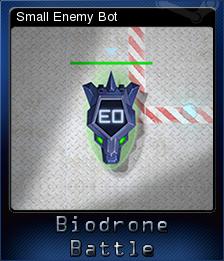 Biodrone Battle Card 3