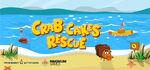 Crab Cakes Rescue Logo