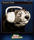 Bear Simulator Card 5