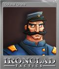 Ironclad Tactics Foil 9