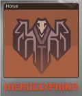 Hieroglyphika Foil 06