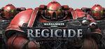 Warhammer 40,000 Regicide Logo