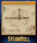 Steamroll Card 5