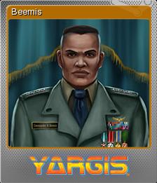 Yargis - Space Melee Foil 7