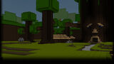 Guncraft Background Enchanted Forest