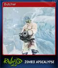 Ravaged Zombie Apocalypse Card 2
