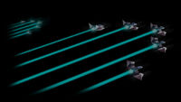 Futuridium EP Deluxe Background Futuridium armada
