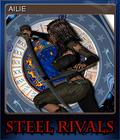 STEEL RIVALS Card 1