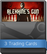 Alekhine's Gun Booster Pack