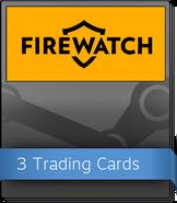 Firewatch Booster Pack