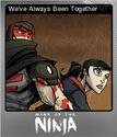 Mark of the Ninja Foil 2