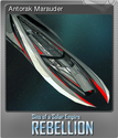 Sins of a Solar Empire Rebellion Foil 2