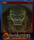 Awakening The Redleaf Forest Collector's Edition Card 3