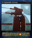 Defense Grid A Splendid Victory