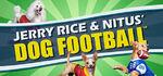 Jerry Rice & Nitus' Dog Football Logo
