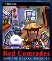 Red Comrades Save the Galaxy Reloaded Card 3