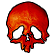 Zombie Driver HD Emoticon redskull