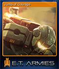 E.T. Armies Card 4
