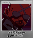 Agent Awesome Foil 3