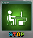 Stop Online - Battle of Words Foil 4