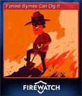 Firewatch Card 2